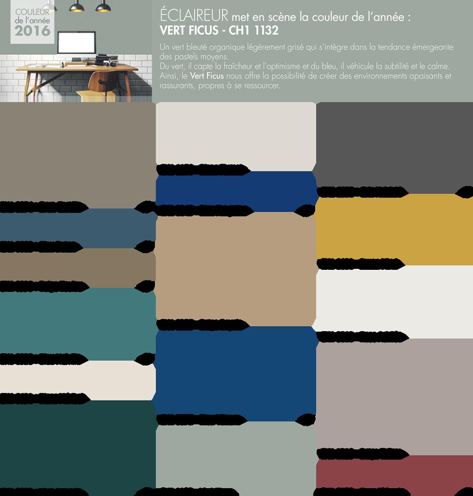 tendances couleurs 2016-2017 - teintes sombres et neutres | sweet