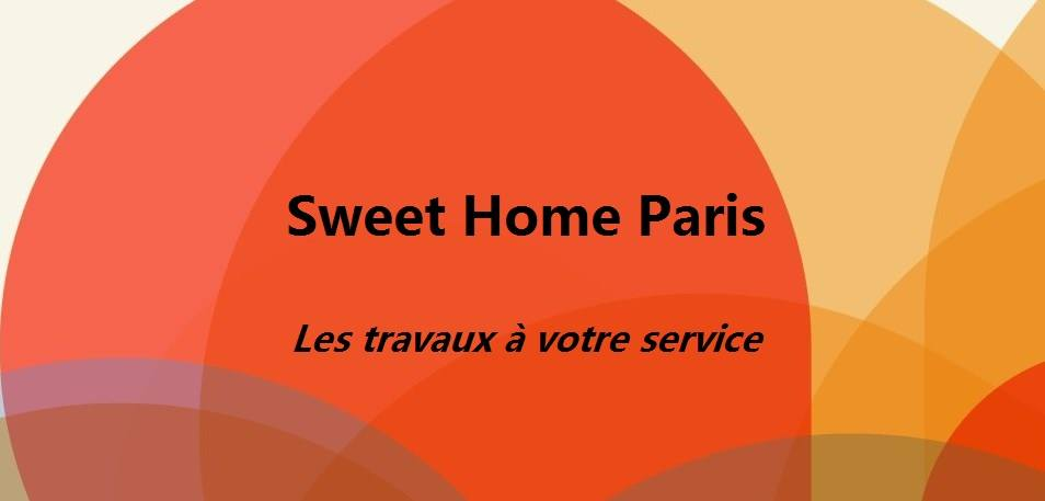 logo sweet home paris sweet home paris. Black Bedroom Furniture Sets. Home Design Ideas